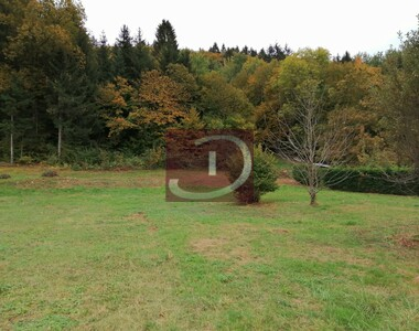 Vente Terrain 1 000m² Draillant (74550) - photo