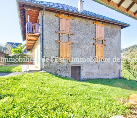 Vente Maison 5 pièces 125m² Césarches (73200) - photo