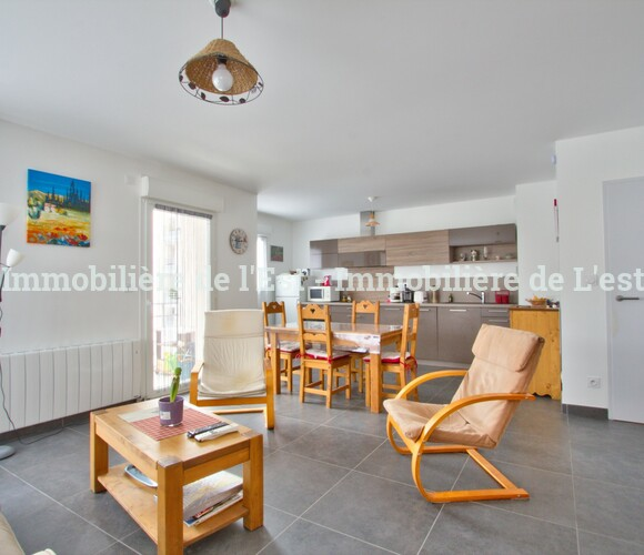 Vente Appartement 3 pièces 76m² Albertville (73200) - photo