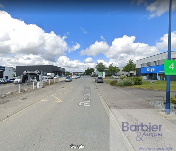 Location Local commercial 300m² Auray (56400) - photo