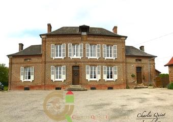 Vente Maison 10 pièces 190m² Vron (80120) - photo
