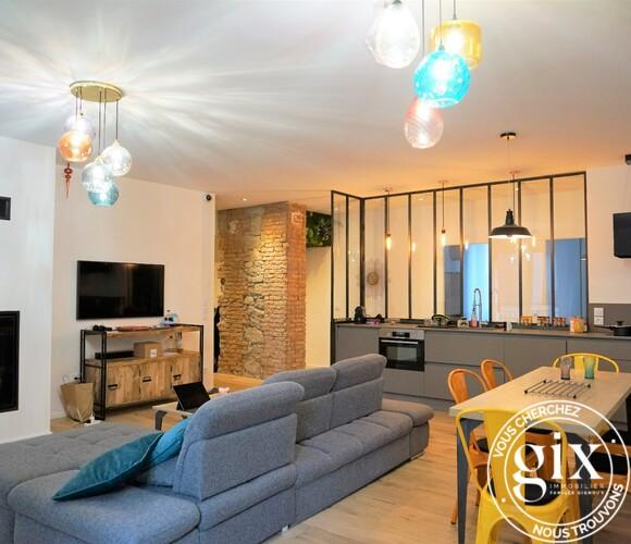 Vente Appartement 6 pièces 125m² Grenoble (38000) - photo
