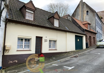 Vente Maison 68m² Montreuil (62170) - photo