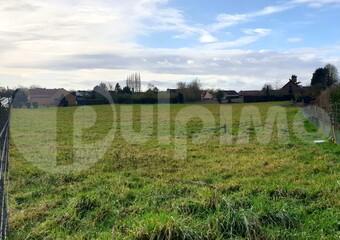 Vente Terrain 1 534m² Agnez-lès-Duisans (62161) - Photo 1