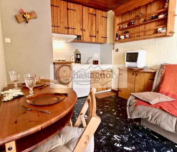 Vente Appartement 1 pièce 20m² CHAMROUSSE - photo