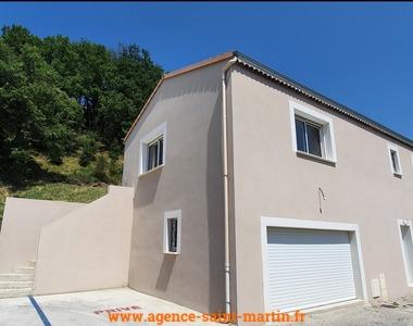 Vente Maison 4 pièces 102m² Le Teil (07400) - photo