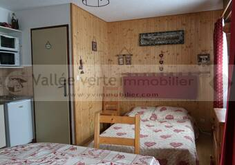 Vente Appartement 1 pièce 22m² Taninges (74440) - Photo 1