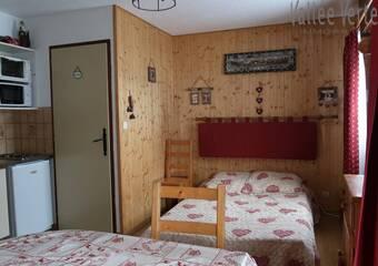 Vente Appartement 1 pièce 22m² Taninges (74440) - photo