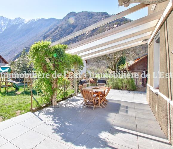 Vente Maison 6 pièces 130m² Sainte-Marie-de-Cuines (73130) - photo