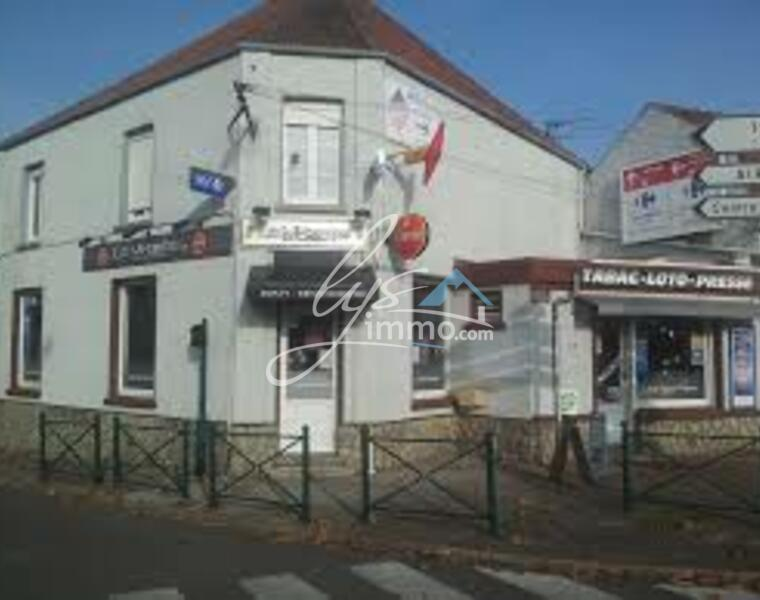 Vente Local commercial 210m² Isbergues (62330) - photo