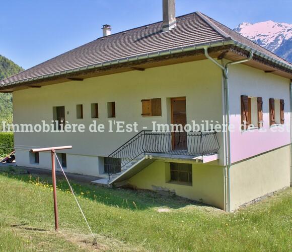 Vente Maison 6 pièces 135m² Queige (73720) - photo