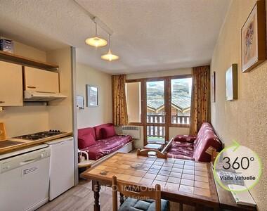 Vente Appartement 1 pièce 25m² Montchavin Les Coches (73210) - photo