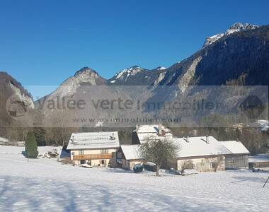 Vente Terrain 3 480m² Bellevaux (74470) - photo