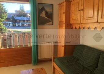 Vente Appartement 1 pièce 31m² Taninges (74440) - photo