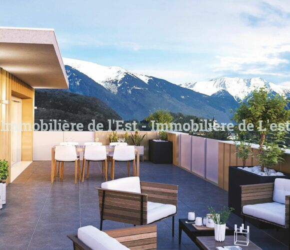Vente Appartement 4 pièces 131m² Albertville (73200) - photo
