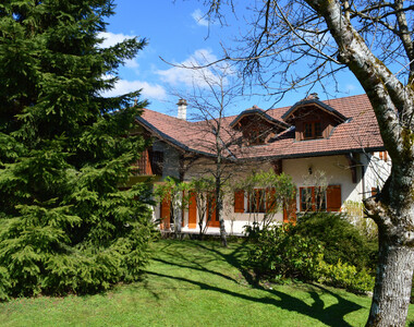 Vente Maison 8 pièces 244m² Burdignin (74420) - photo