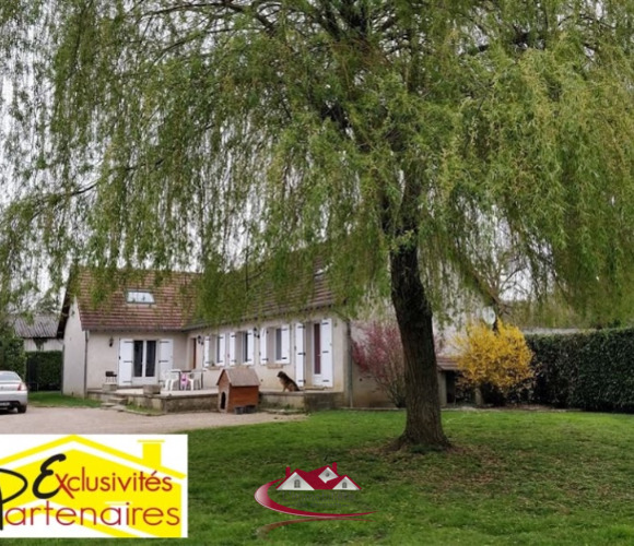 Vente Maison 7 pièces 161m² Ézy-sur-Eure (27530) - photo