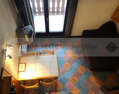 Vente Appartement 1 pièce 24m² Habère-Poche (74420) - photo