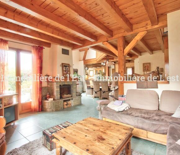 Vente Maison 4 pièces 138m² Cevins (73730) - photo