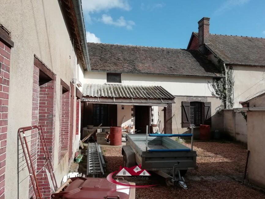 Vente Maison 4 pièces 105m² Abondant (28410) - photo
