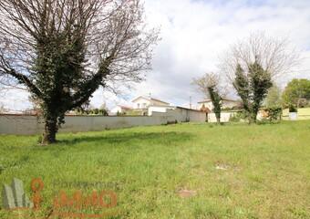 Vente Terrain 450m² Meximieux (01800) - Photo 1