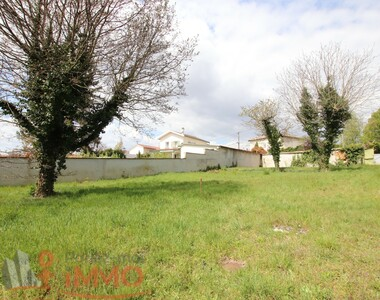 Vente Terrain 450m² Meximieux (01800) - photo