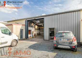 Vente Local industriel 235m² Villefranche-sur-Saône (69400) - Photo 1