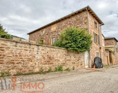 Vente Maison 380m² Lacenas (69640) - photo