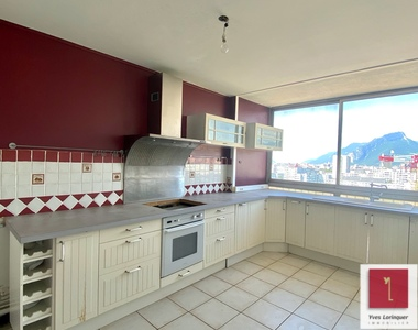 Sale Apartment 3 rooms 66m² Échirolles (38130) - photo