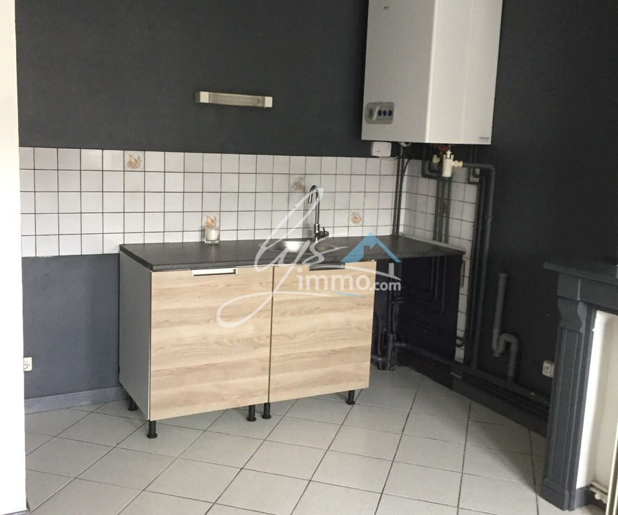 Location Appartement 100m² La Gorgue (59253) - photo