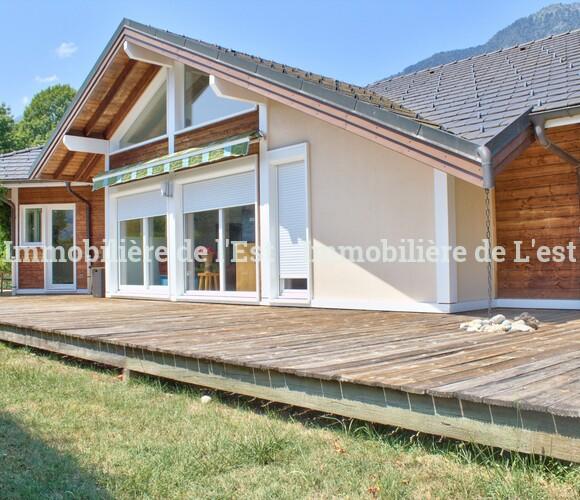 Vente Maison 5 pièces 135m² Gilly-sur-Isère (73200) - photo