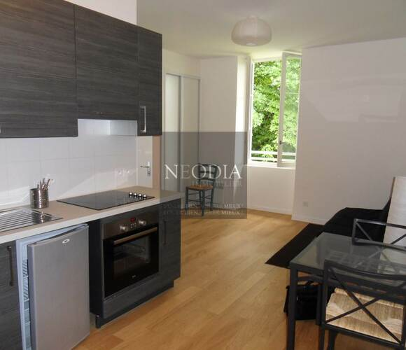 Location Appartement 1 pièce 26m² Saint-Martin-d'Hères (38400) - photo