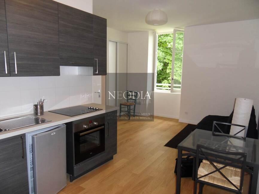 Location Appartement 1 pièce 26m² Saint-Martin-d'Hères (38400) - photo