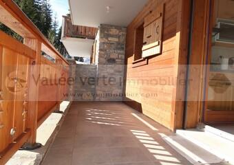 Vente Appartement 2 pièces 35m² Mieussy (74440) - photo