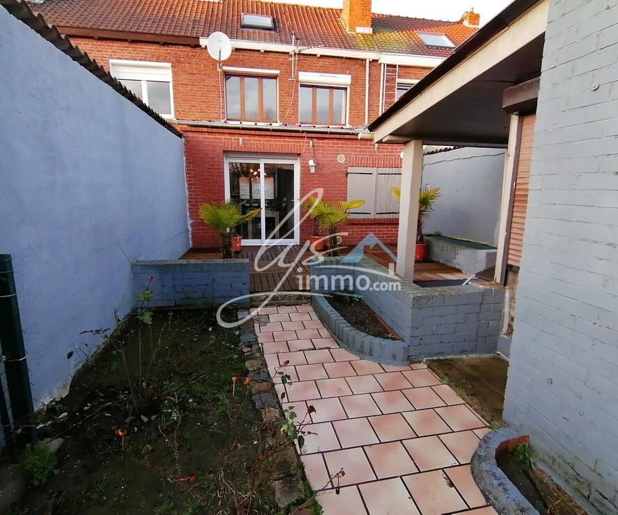 Vente Maison 7 pièces 97m² Merville (59660) - photo