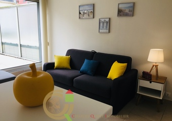 Vente Appartement 1 pièce 25m² Le Touquet-Paris-Plage (62520) - Photo 1