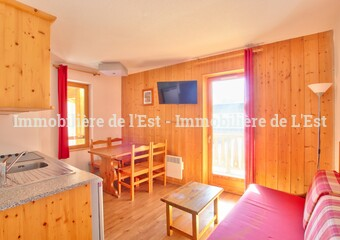 Vente Appartement 2 pièces 27m² Saint-Sorlin-d'Arves (73530) - Photo 1