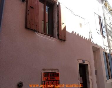 Vente Maison 4 pièces 85m² Le Teil (07400) - photo