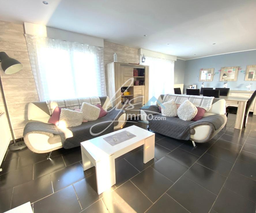 Vente Maison 129m² Lestrem (62136) - photo