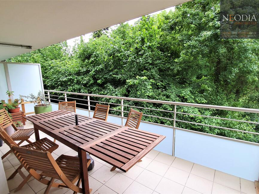Vente Appartement 65m² Échirolles (38130) - photo