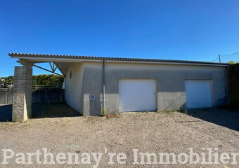 Vente Garage 56m² Amailloux (79350) - photo