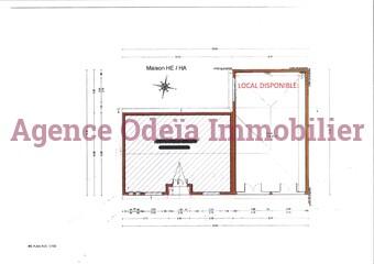 Location Bureaux 126m² Audenge (33980) - Photo 1