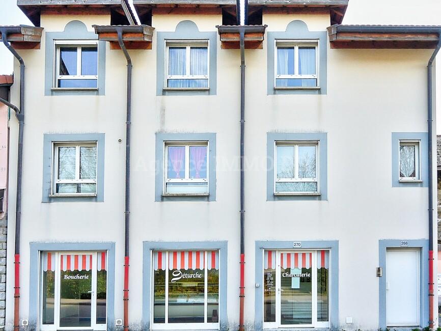 Vente Local commercial 55m² La Roche-sur-Foron (74800) - photo