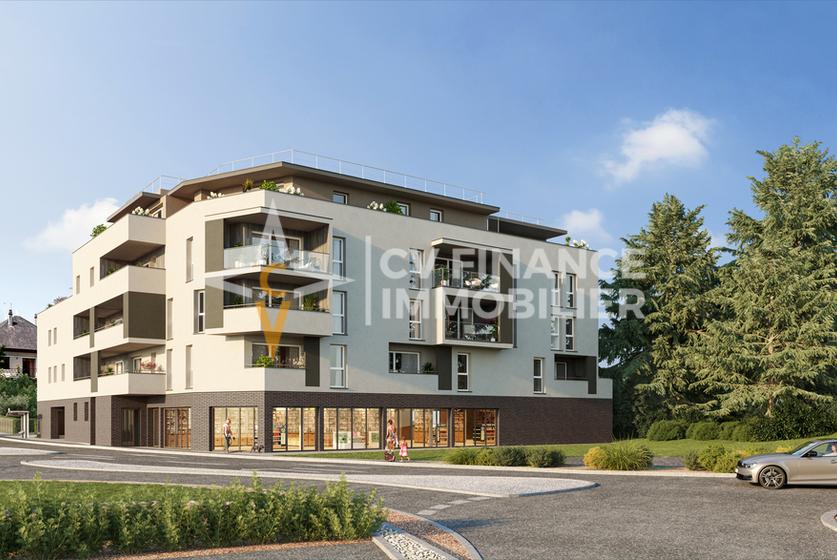 Vente Appartement 3 pièces 74m² Voiron (38500) - photo