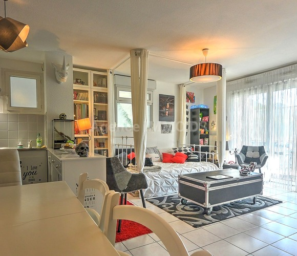 Vente Appartement 3 pièces 57m² La Roche-sur-Foron (74800) - photo