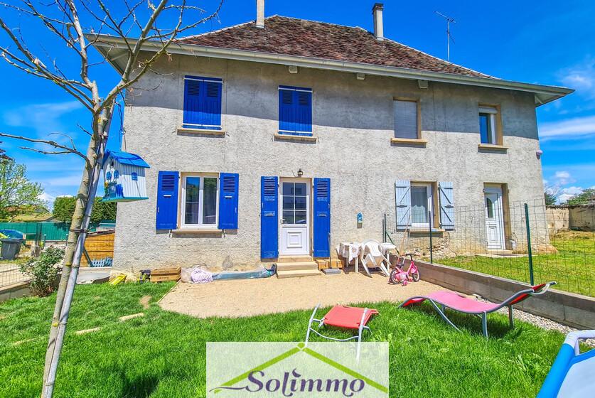 Vente Maison 4 pièces 95m² Les Abrets en Dauphiné (38490) - photo