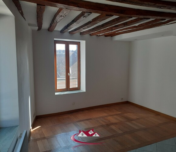 Location Appartement 2 pièces 28m² Houdan (78550) - photo