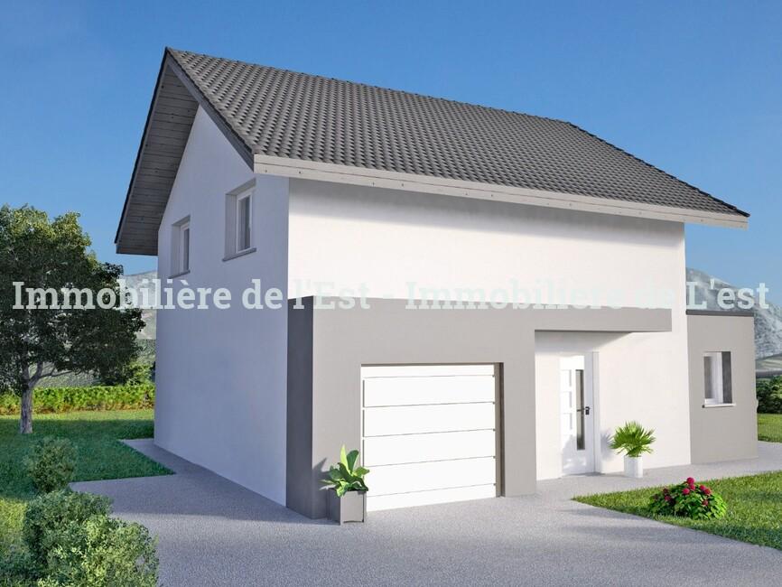 Vente Maison 6 pièces 104m² Grignon (73200) - photo