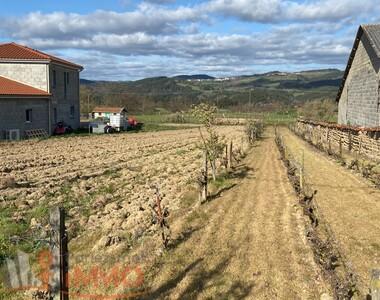 Vente Terrain 800m² Beauzac (43590) - photo