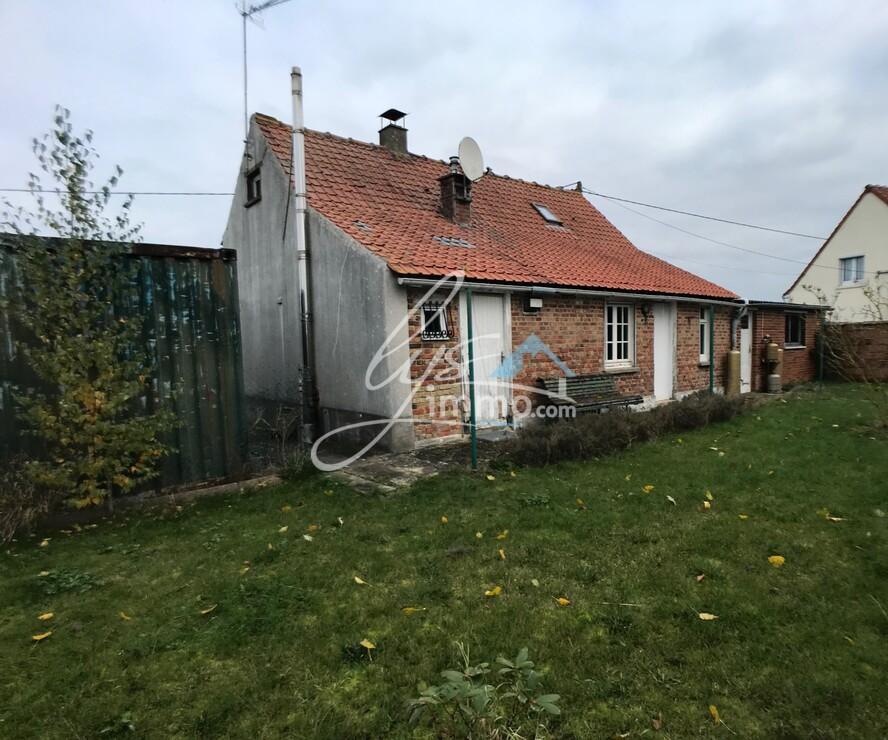 Vente Maison 3 pièces 70m² Haverskerque (59660) - photo